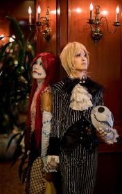 Jack Skellington from Nightmare Before Christmas worn by susan