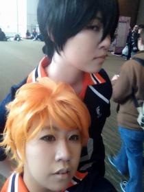 Shouyou Hinata from Haikyuu!! worn by Kiby-E.L.L.A