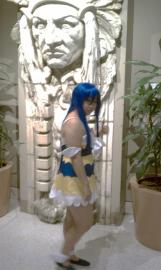Wendy Marvel from Fairy Tail worn by Kiby-E.L.L.A