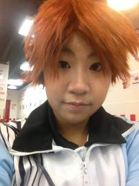 Jiroh Akutagawa from Prince of Tennis worn by Kiby-E.L.L.A