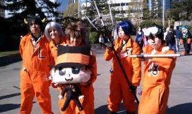 Tsunayoshi Sawada from Katekyo Hitman Reborn! worn by Kiby-E.L.L.A