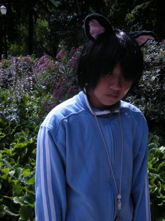 Ritsuka Aoyagi from Loveless worn by Kiby-E.L.L.A