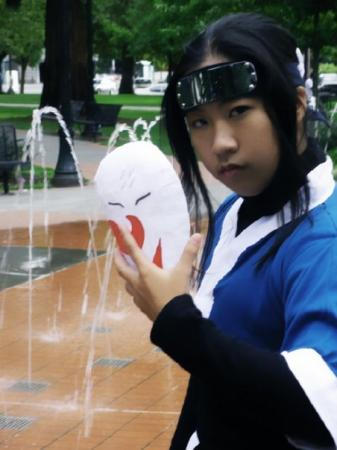 Haku from Naruto worn by Kiby-E.L.L.A