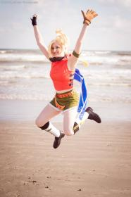 Rikku from Final Fantasy X worn by Celine