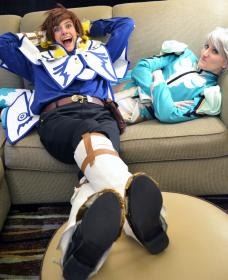 Mikleo from Tales of Zestiria by Celine