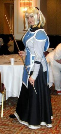 Sarah from Suikoden III worn by Celine