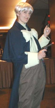 Billy from Xenogears worn by Celine