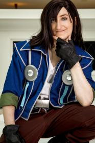 Laguna Loire from Final Fantasy VIII worn by Celine