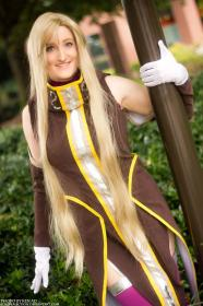 Tear Grants from Tales of the Abyss worn by Celine