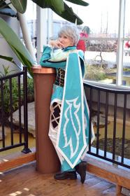 Mikleo from Tales of Zestiria worn by Celine