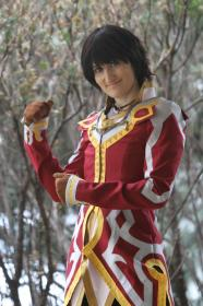 Jude Mathis from Tales of Xillia worn by Celine