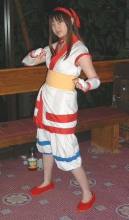 Nakoruru from Samurai Shodown Series