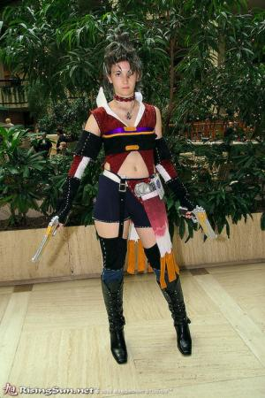Paine from Final Fantasy X-2 worn by Babyberry
