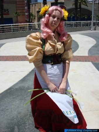 Lyla from Harvest Moon: Save the Homeland