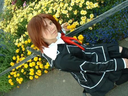 Y&#363;ki Cross from Vampire Knight