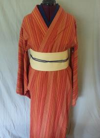 Autumn Kimono from Original Design worn by MadMadamMim