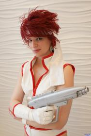 Kei from Dirty Pair worn by MadMadamMim