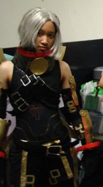 Haseo from .hack//GU