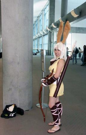 Viera Archer from Final Fantasy Tactics Advance worn by videogirlc