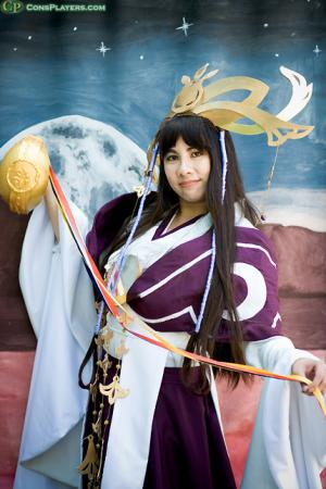 Tomoyo from Tsubasa: Reservoir Chronicle worn by videogirlc