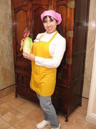 Mama from Cooking Mama worn by videogirlc