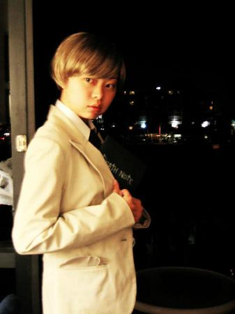 Light Yagami / Raito worn by Evanae