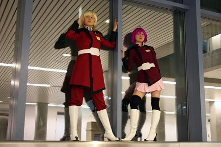 Lunamaria Hawke from Mobile Suit Gundam Seed Destiny worn by evanae