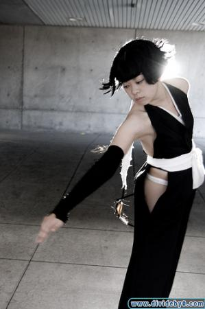 Soi Fong from Bleach worn by evanae