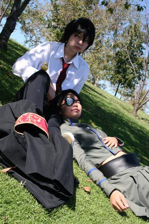 Kyouya Hibari from Katekyo Hitman Reborn! worn by Evanae