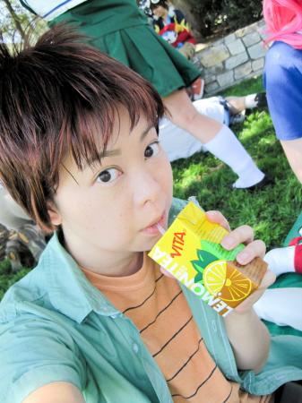 Koushiro Izumi from Digimon Adventure 02 worn by Evanae