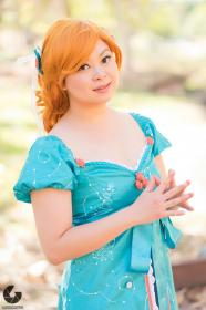 Giselle from Enchanted worn by evanae
