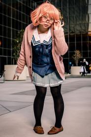 Mirai Kuriyama  from Kyoukai no Kanata