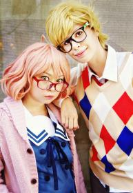 Mirai Kuriyama  from Beyond the Boundary worn by evanae