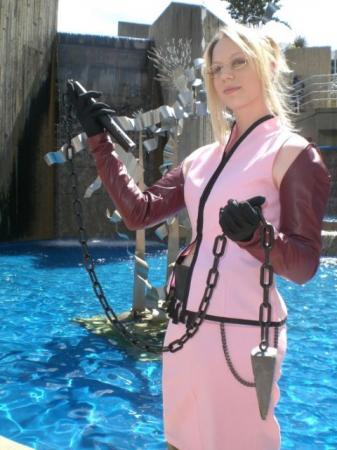 Quistis Trepe from Final Fantasy VIII worn by Xero