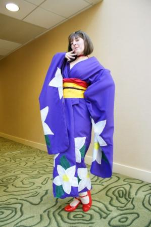 Sumire Kanzaki from Sakura Wars worn by Lady Tenkage