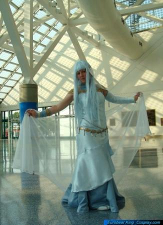 Ninian from Fire Emblem: Blazing Sword worn by Lady Tenkage