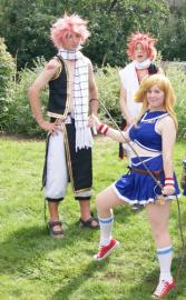 Lucy Heartphilia from Fairy Tail worn by Lady Tenkage