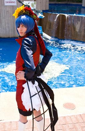 Ciel Phantomhive from Black Butler worn by Aquas Rhapsody