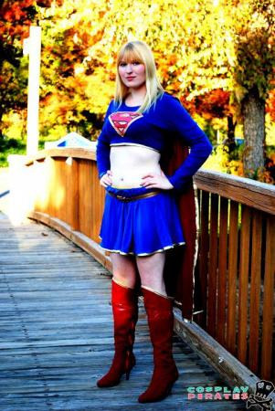 Supergirl from Supergirl worn by Chiki