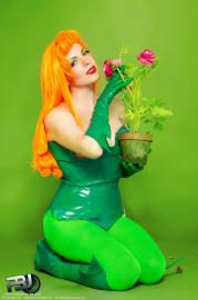 Poison Ivy from Batman worn by Kapalaka