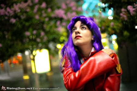 Misato Katsuragi from Neon Genesis Evangelion 