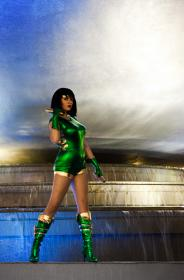 B. Orchid from Killer Instinct by Kapalaka