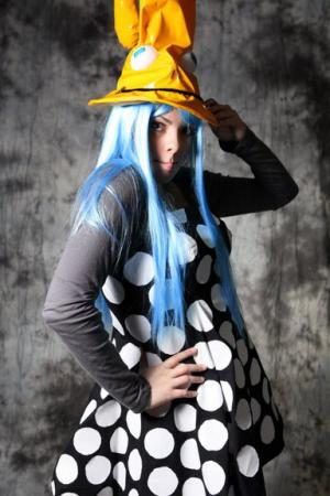 Eruka Frog from Soul Eater worn by Kapalaka