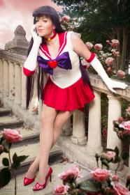 Super Sailor Mars from Sailor Moon Super S by Kapalaka