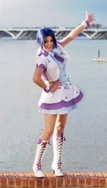 Azusa Miura from iDOLM@STER worn by Kapalaka