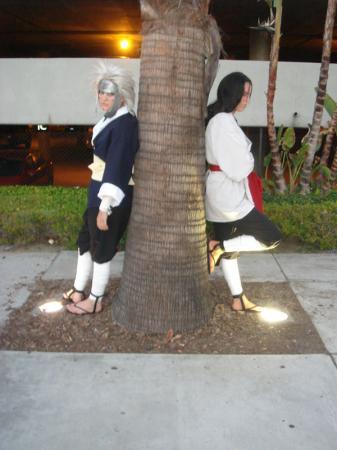 Shodaime Hokage from Naruto
