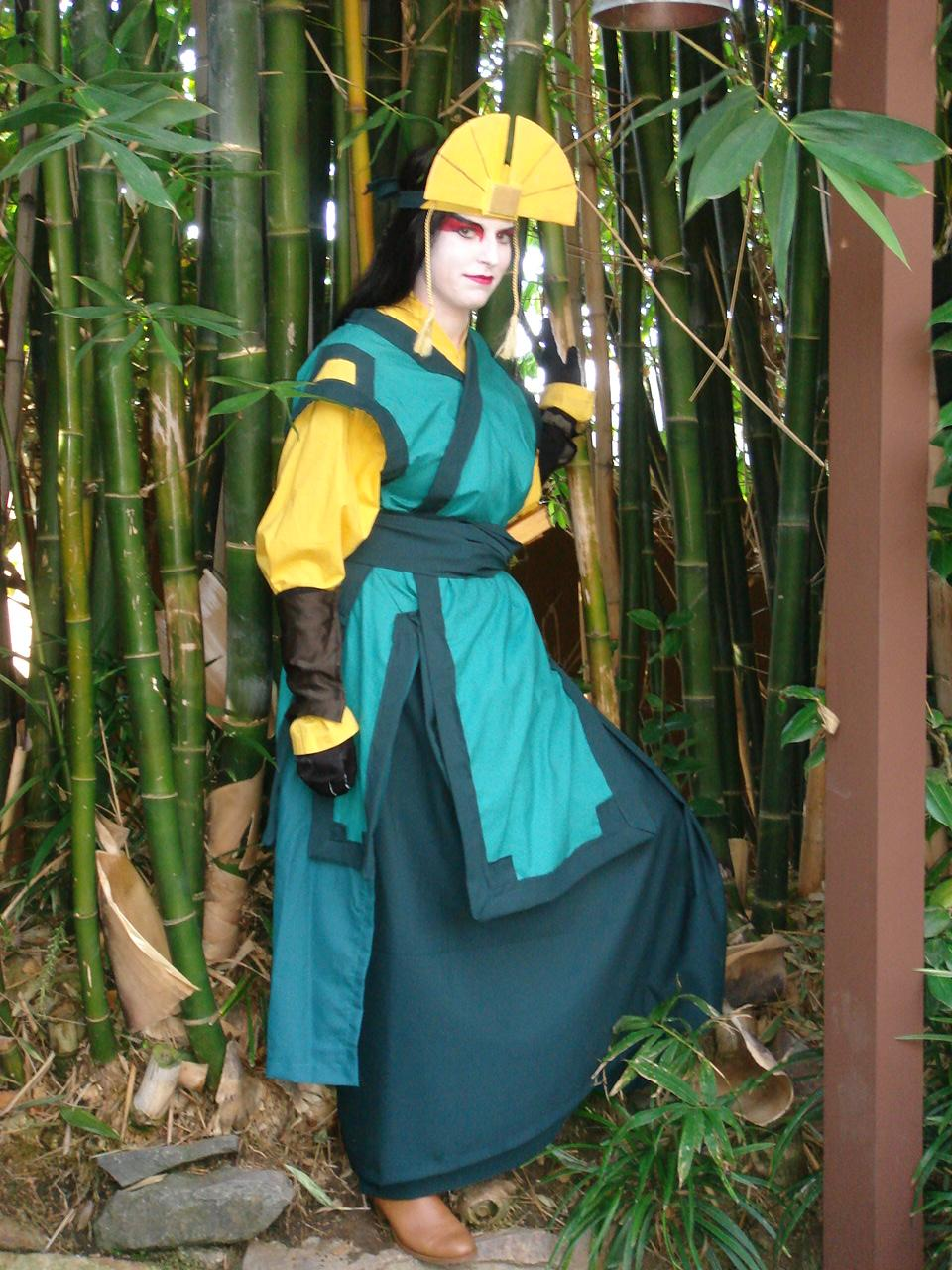 how to make toph costume