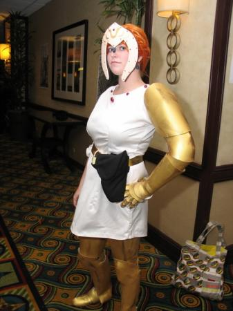 Lady Kushana from Nausicaa and the Valley of the Wind worn by Gowa-chan