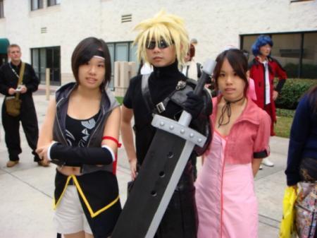 Yuffie Kisaragi from Final Fantasy VII: Advent Children