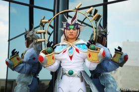 Aporia from Yu-Gi-Oh! 5Ds